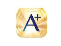Enfa A+ mobile application icon logo