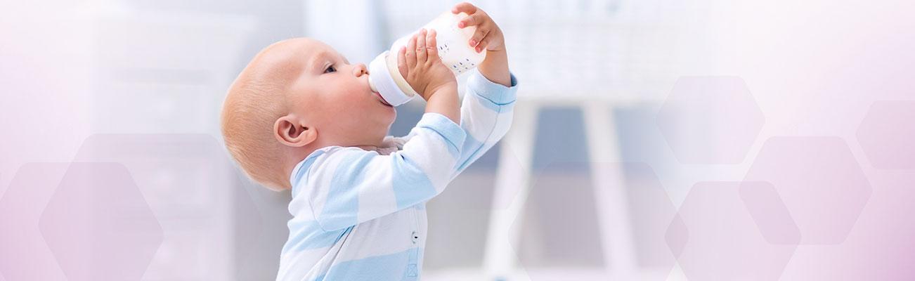 นมที่เหมาะสำหรับลูกวัยทารกดูอย่างไร?