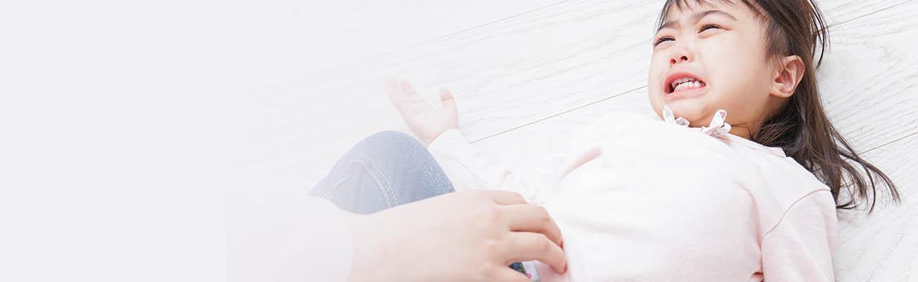 รวมเคล็ดลับ รับมือลูก ร้องกวน ช่วยลูกสบายท้อง