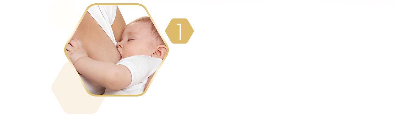 น้ำนมหยดแรกจากแม่  คือสุดยอดสารอาหารเพื่อลูกวัยแรกเกิด