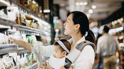 นมผงเด็ก เลือกอย่างไรให้เหมาะกับลูก