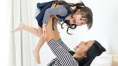 4 เคล็ดลับกับบททดสอบการเลี้ยงดูลูก
