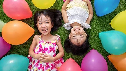ดูแลเจ้าตัวเล็กให้สบายตัวสบายใจ...ยิ้มอารมณ์ดีตลอด 24 ชั่วโมง