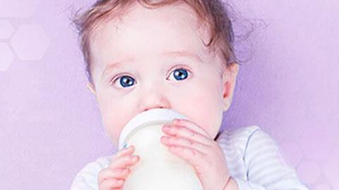 นมผงสูตรย่อยง่ายสำหรับลูกน้อย-หมดปัญหาลูกร้องกวนไม่สบายท้อง