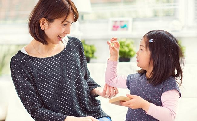 แม่ญี่ปุ่นมีวิธีพูดกับลูกยังไงนะ ลูกเขาถึงว่าง่ายจัง?