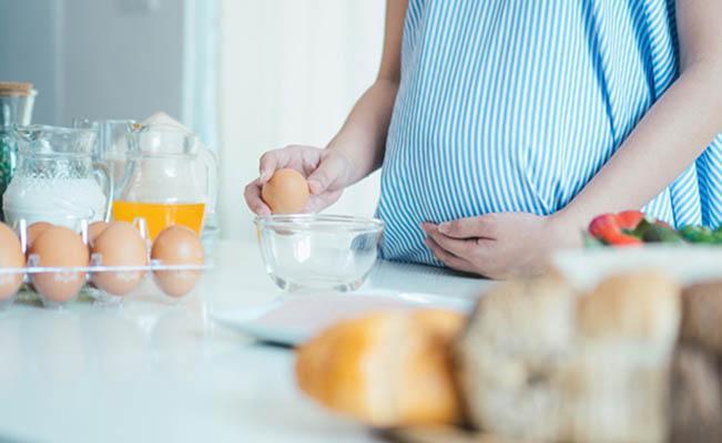 โคลีนกับพัฒนาการของทารกในครรภ์