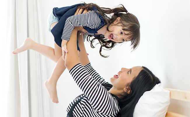 5 เคล็ดลับกับบททดสอบการเลี้ยงดูลูก