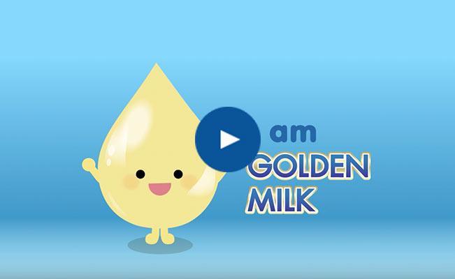 Golden Milk ทุกหยดน้ำนมแม่ ล้ำค่าดั่งทอง