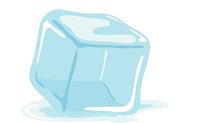 น้ำแข็งในตู้เย็นมาจากไหน?