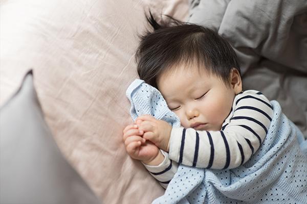 ฝึกลูกนอนหลับยาวทำได้ไม่ยาก